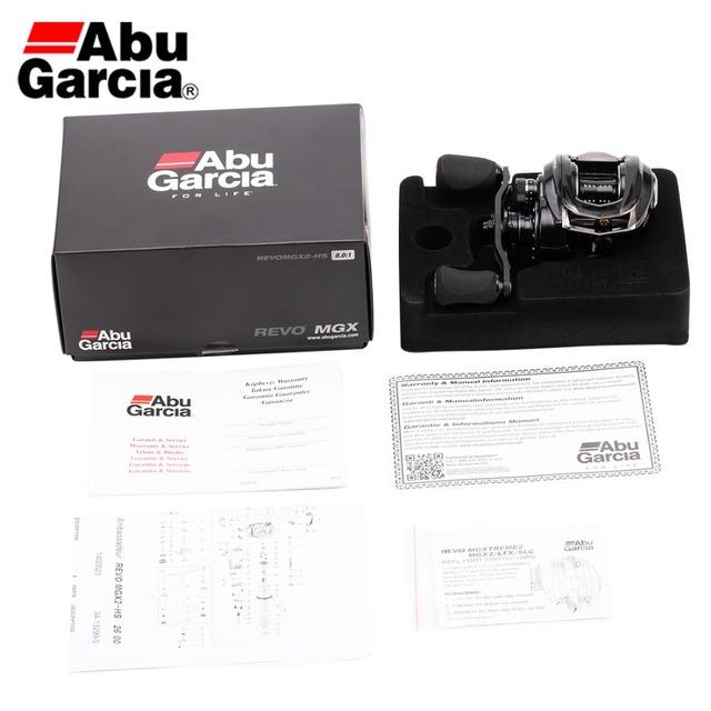 Abu Garcia Revo MGX 2
