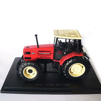 1/43 Diecasts Tractor Farm Vehicle Model Alloy Collection Model Gifts For Children Kids