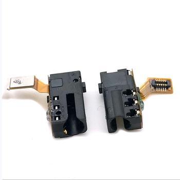100%Test Replacement for Huawei P9 Plus Earphone Headphone Plug Audio Sensor headphone Jack Flex Cable