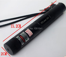 Buy NEW High Power military Burning green laser pointers 200000mw 200w 532nm focusable can burn match,burn cigarettes,SD laser 303