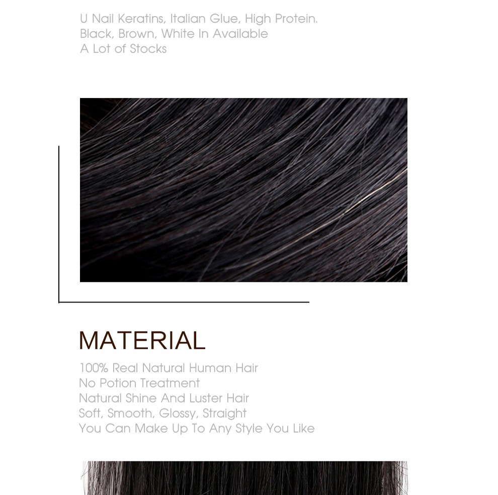 How much are keratin bonded hair extensions Originea Hair 16 to 24inch Keratin U tip Human Fusion Hair Extensions Kertin Human Hair Extension for thin hair