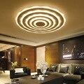Großen Halle des menschen  rund wohnzimmer led deckenleuchte  klimaanlage  moderne beleuchtung  schlafzimmer beleuchtung 1-in Deckenleuchten aus Licht & Beleuchtung bei