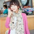 Scarf Women 2016 New Special Offer Adult Fashion Women Rayon Bufandas Winter Scarf Embroidered Long