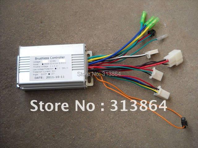 online shop free shipping greentime 36v 48v 350w 250w bldc motor rh m aliexpress com
