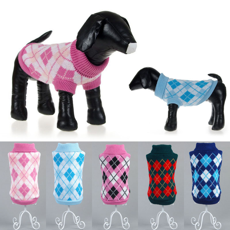 Aliexpress.com : Buy Euramerican Autumn Winter Pet Dog Sweater ...
