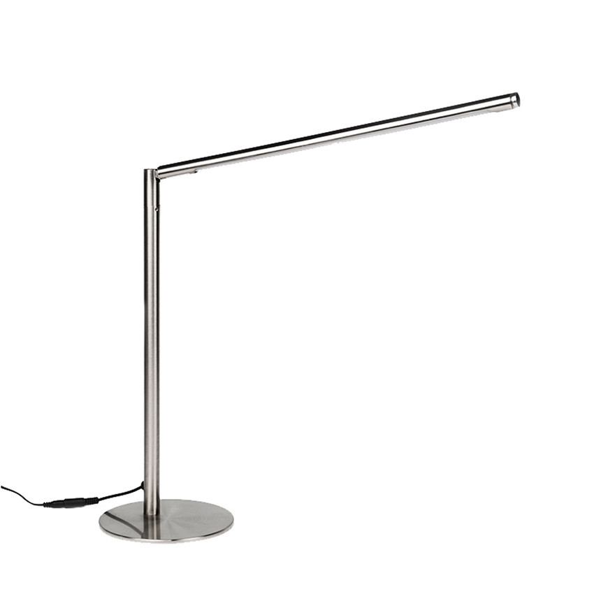 Dimmable Led Desk Lamp Touch Sensitive Control Panel Brightness Is Adjule Reading Removable Modern In Lamps From Lights