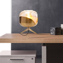 Tiffany-style Table Lamp for Study Desk Home Deco Usb Rechargeable Led Desks Table Lamp Study Desk Lamp Table Long Arm Lamp Art