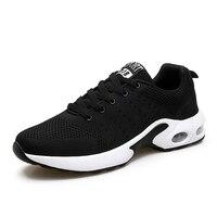 ZHENZU Breathable Running Shoes For Man Black Blue Sport Shoes Men Sneakers solomons Man tennis