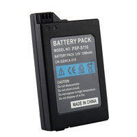 1200mAh Replacement Battery for Sony PSP2000 PSP3000 PSP 2000 3000 PSP S110 Gamepad For PlayStation Portable Controller  1