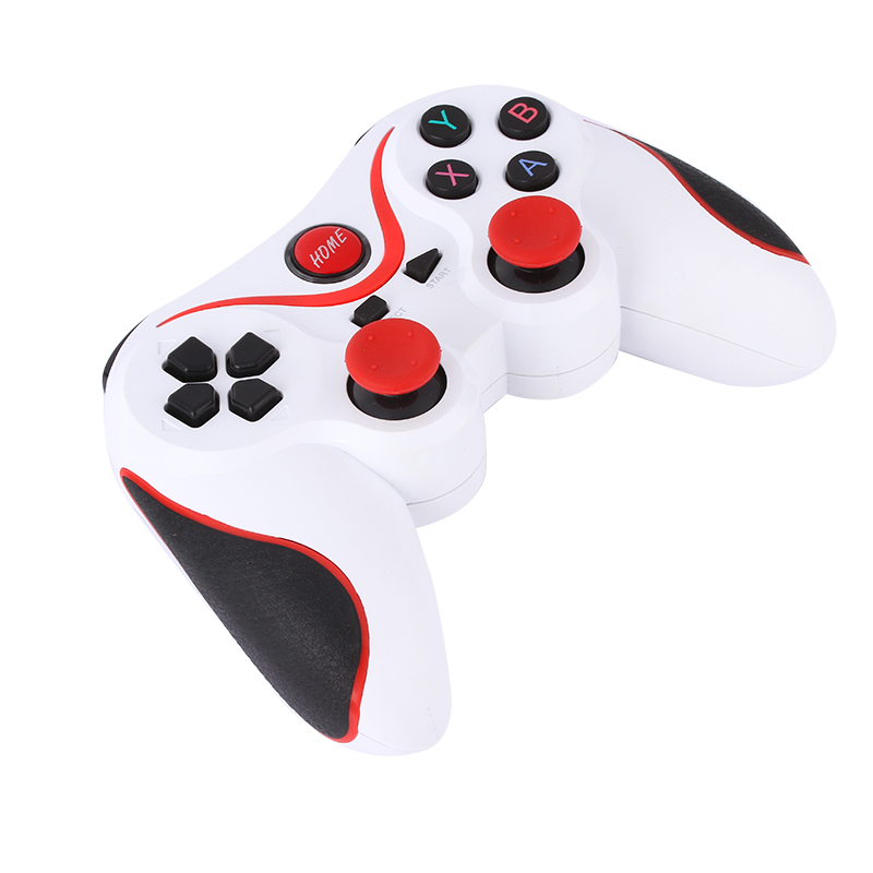 Image 5 - T3 Smartphone Game Gamepad Controller Wireless Bluetooth Joystick With Phone Stand Holder for Android Smartphone Tablet-in Gamepads from Consumer Electronics