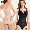 Bodysuits seamless full body trainer cintura fina cinto de emagrecimento underwear shapers bumbum levantador fajas shapewear espartilho corretiva