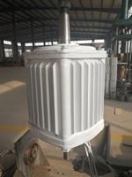 10KW/10000W 200RPM low rpm horizontal wind & hydro alternator/ permanent magnet water power dynamotor hydro turbine