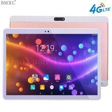 Nueva 4G tablet pc 10.1 pulgadas 3G 4G de Metal Tablet Android tablet Octa Core 1920*1200 WIFI GPS niños Tablet 4G 10 10.1