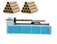 3inch Automatically Roller Paper Tube Paper Core Cutting Machine