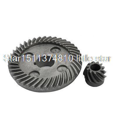 цена на Power Tool Spiral Bevel Gear Set for Hitachi 100 Angle Grinder (New Type)