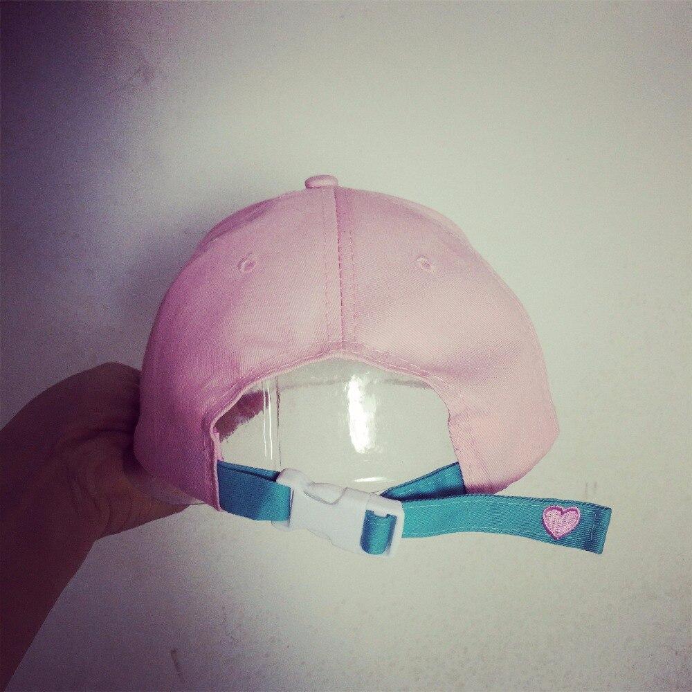 Prix pour Harajuku chapeaux pour hommes 2017 summer style coréen mignon amour broderie rue hiphop chapeau casquette de baseball femmes amateurs snapback caps