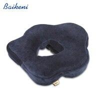 Multifunction Orthopedic Coccy Memory Foam Chair Seat Cushion Nap Pillow Office Sleep Cushion Travel Head Pillow Back Cushion