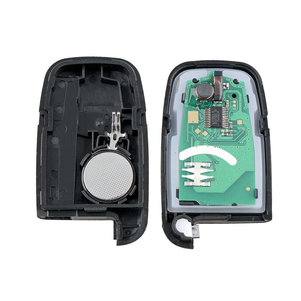 Image 3 - Yetaha 4 Buttons Remote Smart Key For Hyundai Azera Elantra Equus For Kia Borrego Soul Forte SY5HMFNA04 315MHz With Chip/Battery-in Car Key from Automobiles & Motorcycles