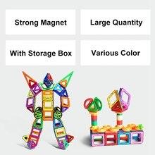 94PCS Model Building Blocks Magnetic Designer Toys Enlighten Plastic Educational Toys for Children Rated
