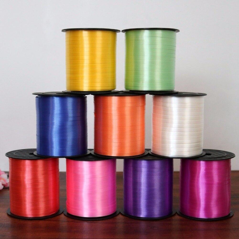 16pcs 1Yrd Ruban en Polyester Décoration Emballage Cadeau Clip D/'Ecouteur