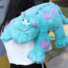70 см Университет Монстров sulley Sullivan плюшевая игрушка мягкие животные для малышей мягкая игрушка для детей Подарки мягкая подушка игрушка куклы