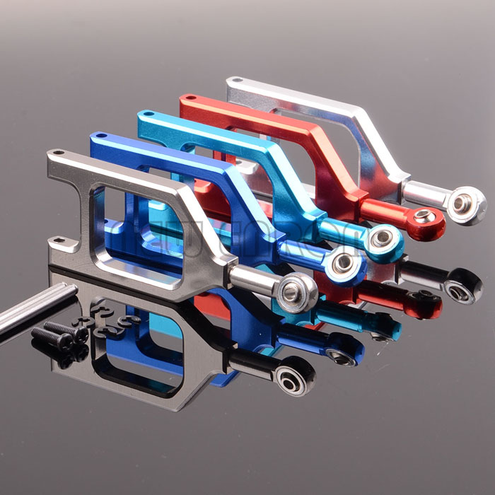 RC SILVER 4P Front Rear shock absorber Wltoys L969 L979 L202 L212 L222 L959 K959