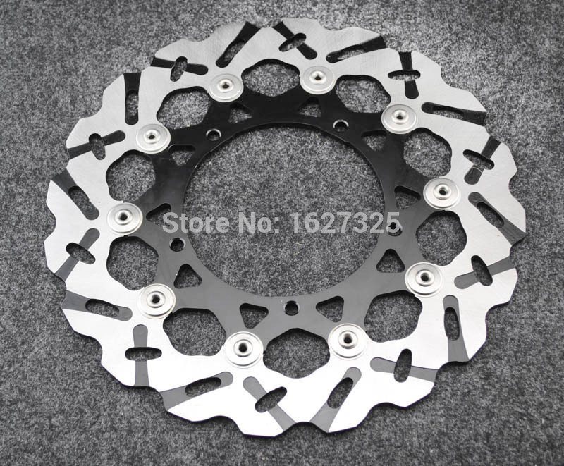 Brand new Motorcycle Rear Brake Disc Rotors For YAMAHA FZ1(2D1)(Naked)/FZ1 Fazer (3C3) Half fairing(Non ABS) 06-10 Universel universal windshield cnc motorcycle fairing body work fasten bolts screws for yamaha fz1 fazer fz6r fz8 xj6 fz6 mt 09 fz 09