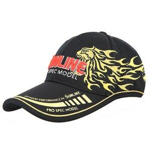 Image 4 - 2019 Marka Açık Spor Ayarlanabilir Balıkçılık Kamp Güneşlik Beyzbol Balıkçılar Şapka Kap Kırmızı Özel Kova Şapka Ile Mektup