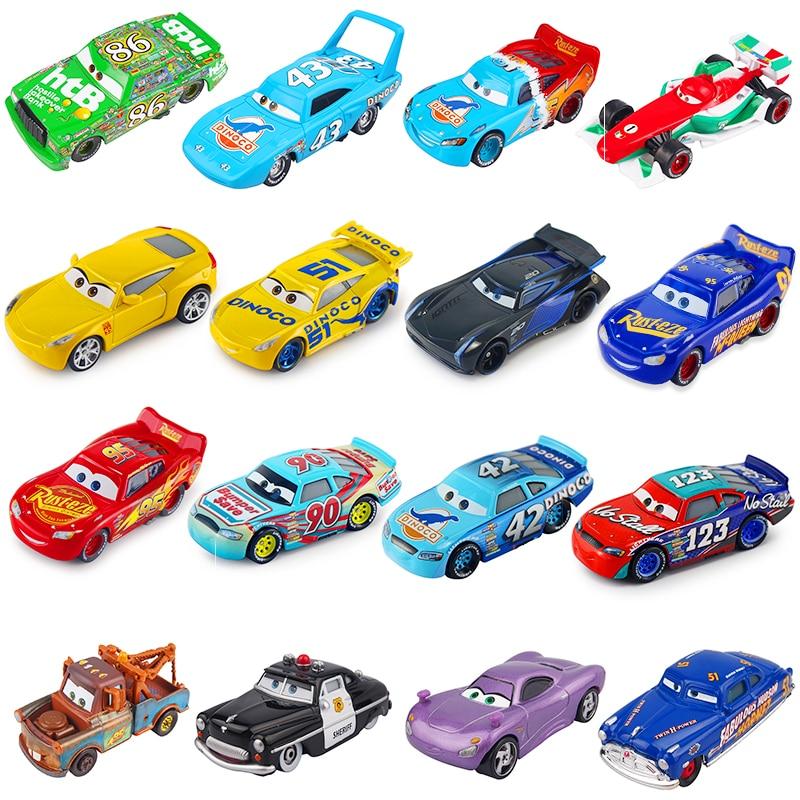 Disney Pixar Cars 3 2 Jackson Storm Lightning McQueen Cruz