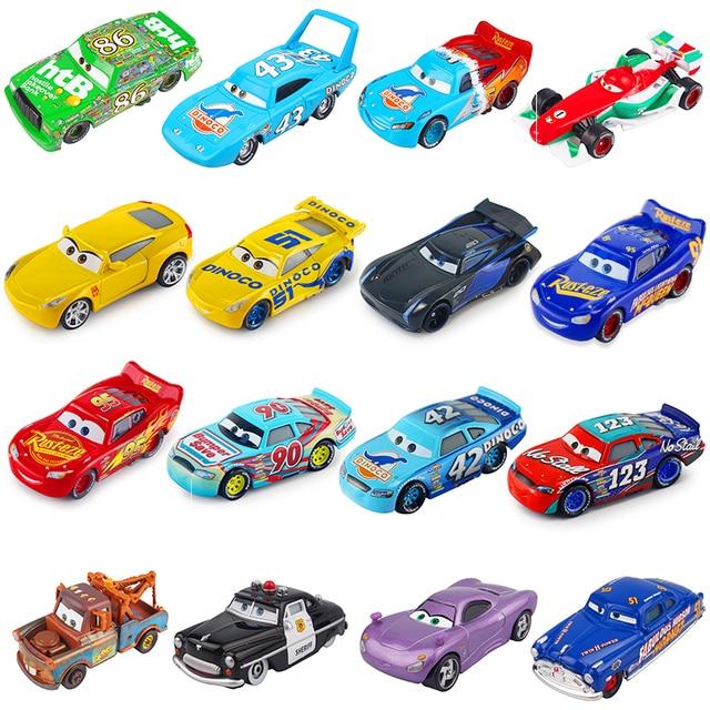 Disney Pixar Cars 3 2 Jackson Storm Lightning Mcqueen Cruz Ramirez 1