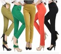 FREE gift plus size 5XL PIKB 2015 trousers thin nine pants women pants elastic middle-aged mother body decoration Leggings