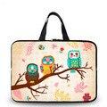 Night Owl Suave Neopreno 10, 11.6, 13, 13.3, 14,15, 15.6, 17, 17.3 Pulgadas Universal para Laptop Sleeve Case Bag Bolsa de la Cubierta del Ordenador