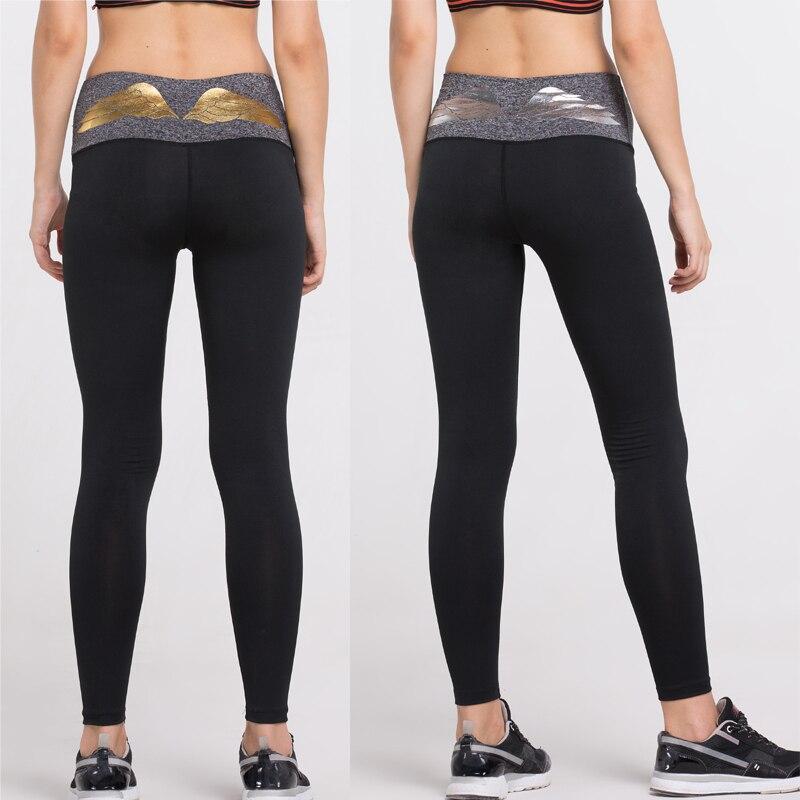Prix pour Vansydical Femmes de Haute Taille de Course Yoga Workout Pants Leggings Stretch Collants Imprimé D'entraînement De Danse Pantalon