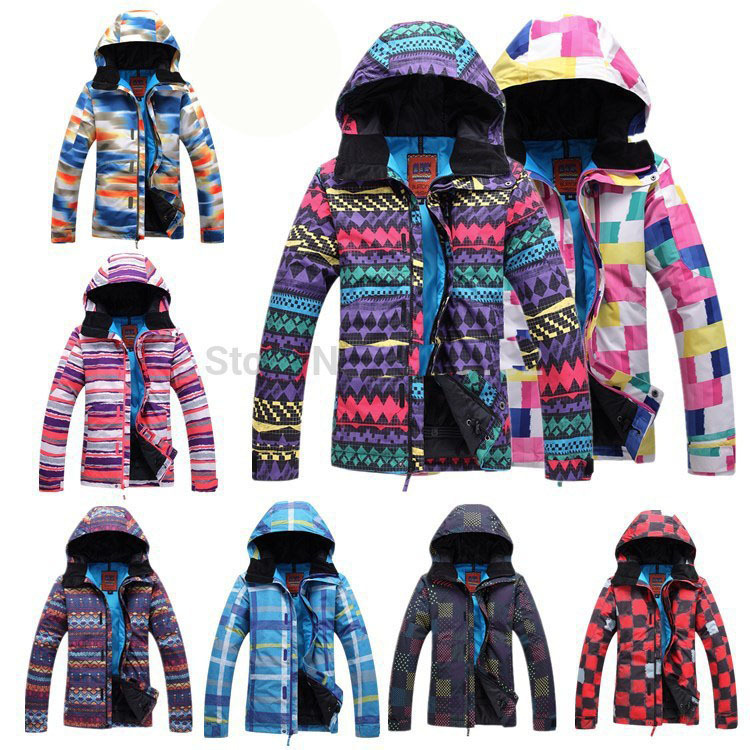Online Get Cheap Colorful Snowboard Jackets -Aliexpress.com ...