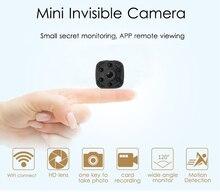 Automático Noite Versão Wifi Mini Câmera Sem Fio 1080 p para o Movimento Detectiom Gravação de Vídeo Controle Remoto Gravador Portátil