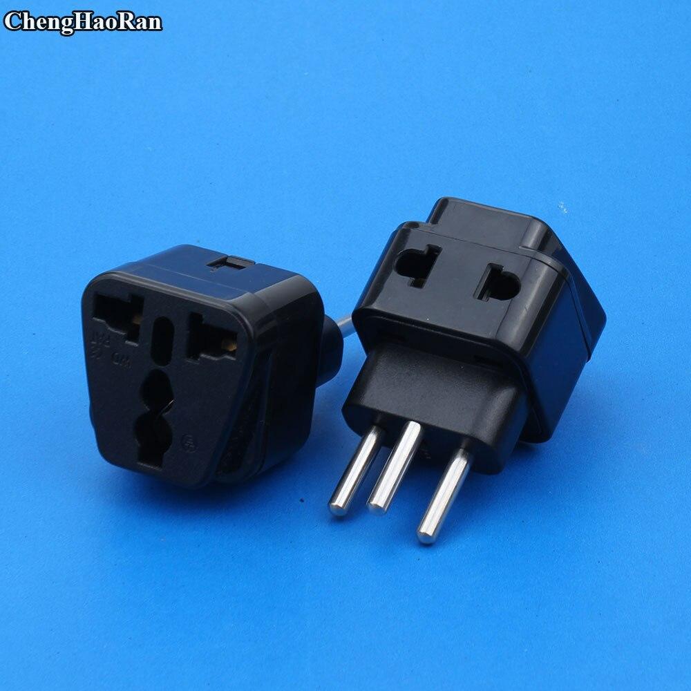 ChengHaoRan WDI-11A For Swiss Embedded Pins Universal Socket Multi-Conversion Plugs Multi-Purpose