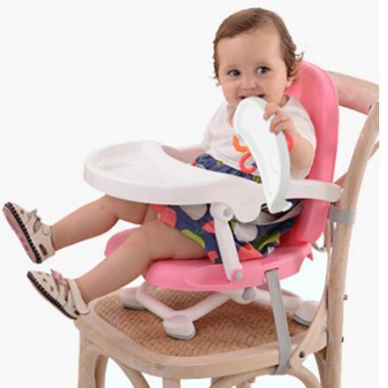 Хорошо продаются Детские Стульчики Многофункциональный Портативный Складной Ребенок Обеденный Стул Для 0-4 Лет Ребенок Использовать