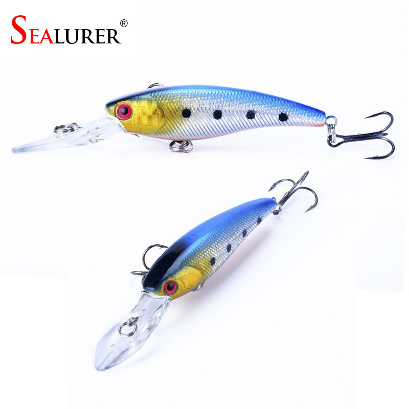 Buy sealurer 1pcs fishing lure set new for Wholesale fishing tackle suppliers and manufacturers
