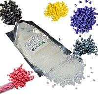 100 г полиморф и 5 цветов пигмент формовочный пластик Instamorph форма Перестановка вещь Plastimake термо пластик для hobbyist