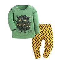 Baby Clothing Set Pijamas Kids Clothes Boys Girls Pajamas Children Underwear 2 6Y Baby Pajamas Fashion