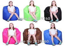 Cover only No Filler #8211 Outdoor bean bag chair waterproof Solid color beanbag sofa furniture #8211 Beach patio hammock sofas sac cheap Home Furniture Living Room Set Living Room Furniture Modern China Fabric runboy Europe And America Dr -4