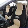 2 front seat Universal car seat cover KIA K2K3K5 Kia Cerato Sportage Optima Maxima carnival car cushions car accessories