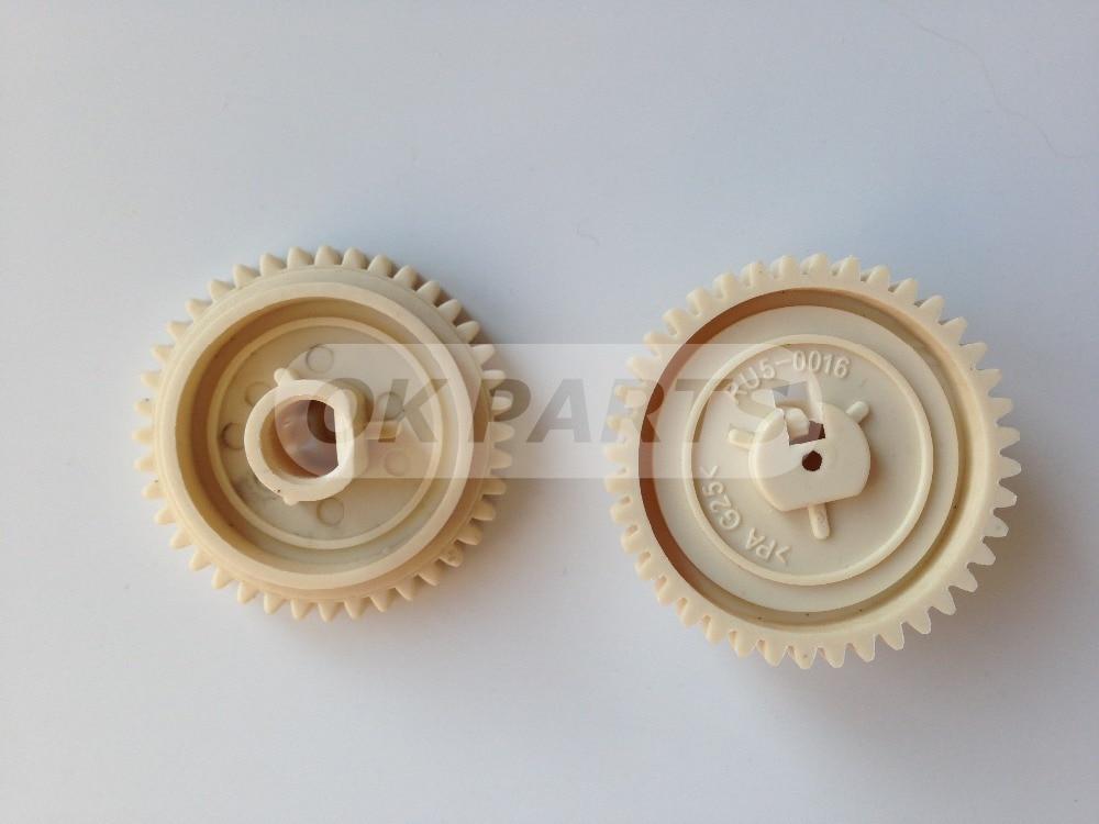 RU5-0016-000 RU5-0016 Fuser Gear 40T Lower Pressure Roller Gear for HP 4200 4240 4250 4300 4350 4200N 4240N 4250N 4300N 4350N for hp laserjet 4250 4350 4300 4200 4345 pressure roller gear fuser gear 18t ru5 0018 000 ru5 0018 printer parts