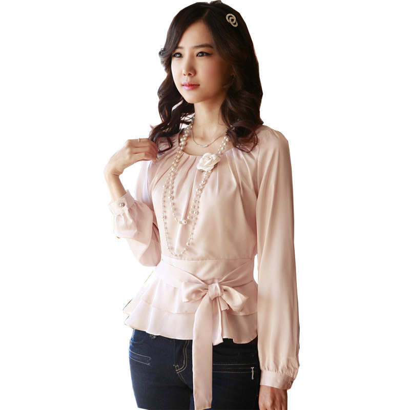 Beauty 2 Fashion: Aliexpress.com : Buy Beauty Career Lady Fashion Chiffon
