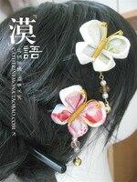 Hot Lady Girls Cute Sweet Bow Ribbon Hair Accessory Headband Bow Head Band Hair Accessory Flower Hairpin Hair Clip O