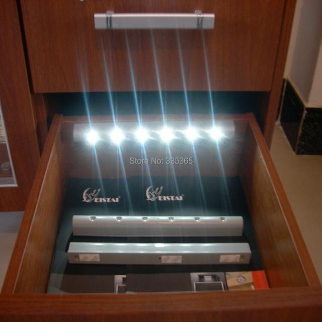 12 stks x led verlichting met pir vermelding sensor met batterijen ...