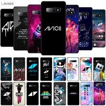 Lavaza Avicii Soft Phone Cover for Samsung Galaxy S8 S9 S10 Plus A6 A8 A9 2018 A30 A50 TPU Case