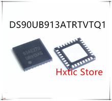 NEW 5PCS/LOT DS90UB913ATRTVTQ1 DS90UB913A DS90UB913 MARKING UB913AQ QFN-32 IC