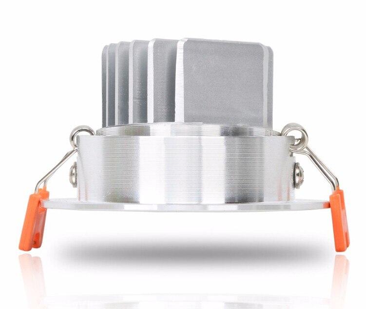 LEVOU Downlight Recesso LED Para Baixo Lâmpada AC85-265V