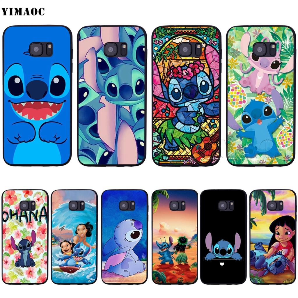 ⓪ Discount for cheap lilo and stitch cases samsung galaxy s6 and